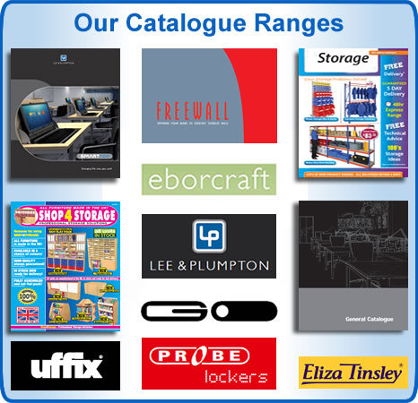 Our Catalogue Ranges